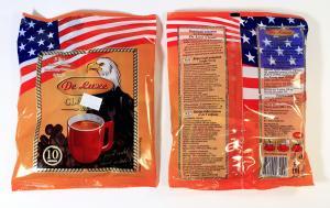 Кофе 3 в 1 Eagle De Luxe