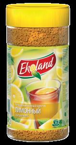 Ekland чай лимонный 200 гр