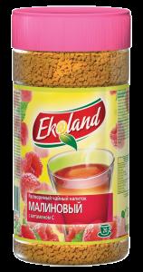 Ekland чай малиновый 200гр