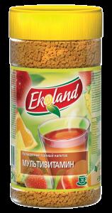 Ekland чай мультивитаминый 200гр