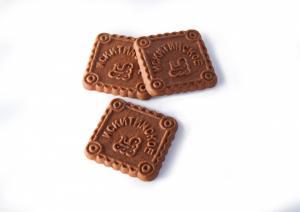 """Печенье сахарное """"Искитимское с какао"""""""