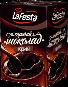 Горячий шоколад горький