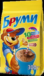 Какао напиток Бруми 300гр