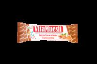 """Конфета злаковая """"VITAMUESLI"""" с арахисом"""